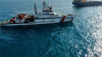 Kehadiran kapal patroli menjadi kekuatan utama bagi kelima Pangkalan Penjagaan Laut dan Pantai (PLP) di Indonesia