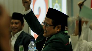 Rapat Konsolidasi PKB Tetapkan Jokowi Sebagai Capres