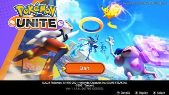 Pokemon Unite Rilis untuk Platform Android dan iOS