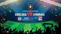 CHELSEA FC VS OLYMPIQUE LYONNAIS