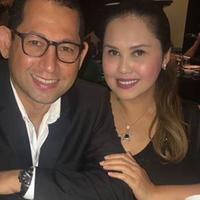 Cindy Claudia dan Thariq Mahmud (Instagram/@cindyclaudiaofficial)