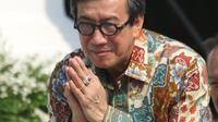 Menkumham Yasonna Laoly (Liputan6.com/Angga Yuniar)