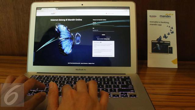 Layanan Online Sempat Error Ini Jawaban Bank Mandiri Bisnis Liputan6 Com