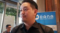 Chief Operating Officer (COO) Kopi Kenangan, James Prananto. Liputan6.com/Andina Librianty