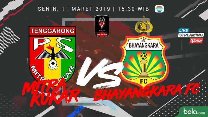 Klasemen Piala Presiden 2019 Com Hd: Live Streaming Piala Presiden 2019 Di Indosiar: Mitra