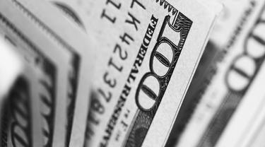 (Foto: Ilustrasi dolar AS, investasi, uang. Dok Unsplash/Pepi Stojanovski)