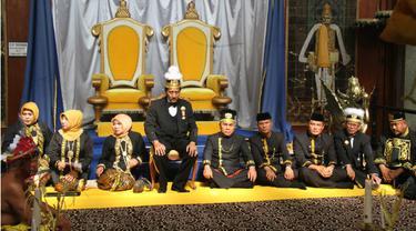 Tradisi Beseprah, Adat Budaya Erau Kabupaten Kutai Kartanegara (Kukar)