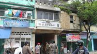 Salah Satu Tempat Usaha Penginapan di Palembang yang Disegel Satpol-PP