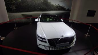 Lebih Dekat dengan Genesis G80, Sedan Mewah Listrik yang Jadi Kendaraan Resmi KTT G20