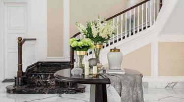 6 Desain Interior Rumah Klasik Kekinian Nan Elegan Lifestyle Liputan6 Com