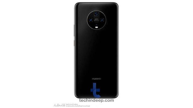 Bocoran penampakan bodi Huawei Mate 30. (Doc: Techindeep)