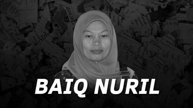 Mahkamah Agung (MA) menolak permohonan peninjauan kembali (PK) yang diajukan oleh Baiq Nuril Maknun terkait kasus pelanggaran Undang-Undang Informasi dan Transaksi Elektronik (ITE).