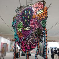 Datang ke Art Jakarta 2019 untuk habiskan akhir pekan (Foto: Vinsensia Dianawanti)