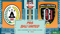 Shopee Liga 1 - PSS Sleman Vs Bali United (Bola.com/Adreanus Titus)