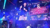 PT Bank BTN meluncurkan aplikasi khusus untuk pengajuan KPR BTN Properti Mobile versi android. Anisya Al Faqir/Merdeka.com