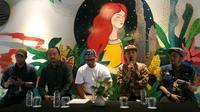 SUMONAR Jogjakarta Video Mapping Festival (JVMF) akan kembali digelar di Yogyakarta pada 26 Juli sampai 5 Agustus 2019. (Liputan6.com/ Switzy Sabandar)