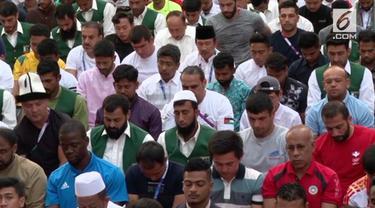 Para atlet Asian Games 2018 dari negara-negara muslim harus merayakan Idul Adha di Indonesia. Kira-kira apa saja yang dirasakan para atlet ketika merayakan Idul Adha di Indonesia?
