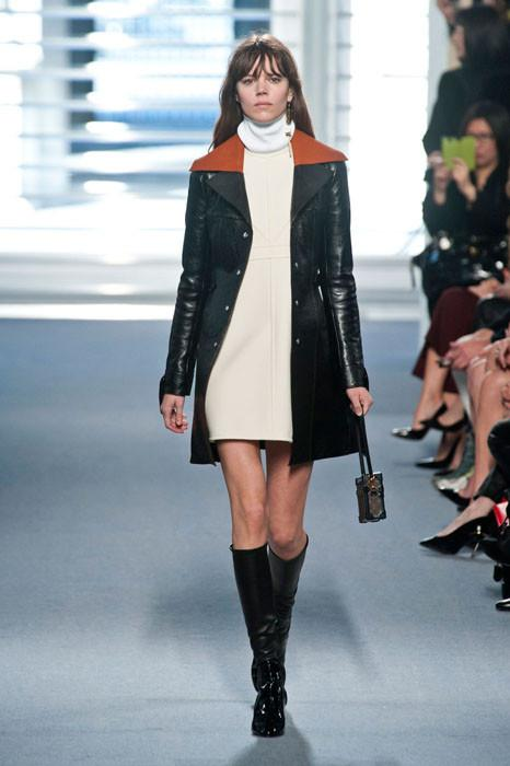 Louis Vuitton, Paris fashion week, fall winter 2014