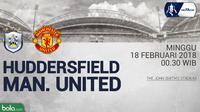 FA_Huddersfield Town vs Manchester United (Bola.com/Adreanus Titus)