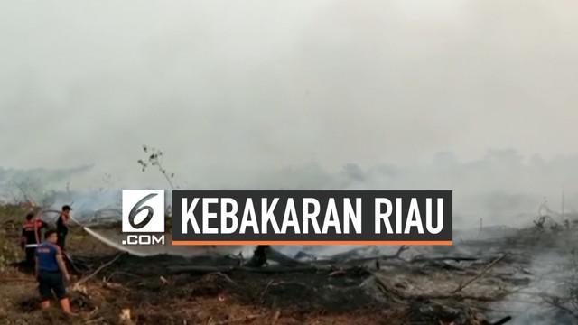 Kabut asap tebal hasil kebakaran hutan dan lahan di Riau membuat hampir 300.000 orang menderita sesak nafas. Hingga kini kualitas udara terus memburuk mencapai tingkat berbahaya.