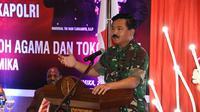 Panglima TNI Marsekal Hadi Tjahjanto. (Puspen TNI)