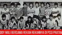 Sosok Freddy Muli sebagai bek tengah pernah mewarnai pentas Liga Sepakbola Utama (Galataman) era 1980-an.