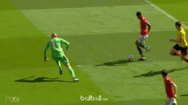 Berita video Manchester United meraih kemenangan 1-0 atas Watford pada laga terakhir Michael Carrick bersama The Red Devils. This video presented by BallBall.