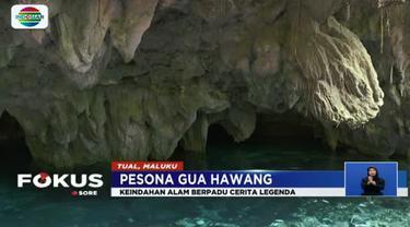Gua Hawang, Maluku. Bukan hanya indah, tapi juga punya cerita yang melegenda.