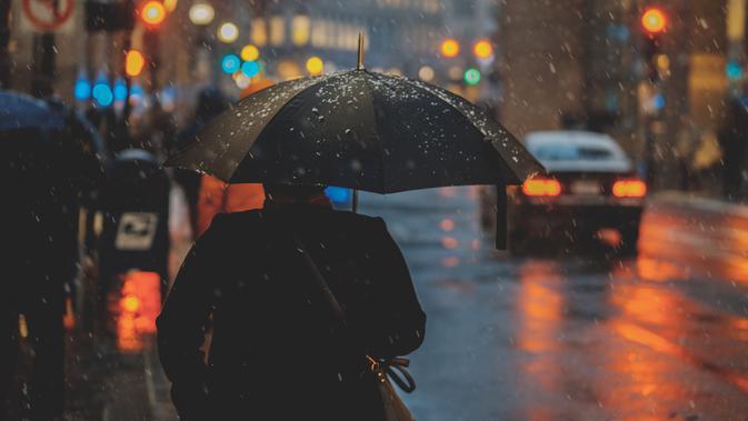 Bmkg Prediksi Wilayah Jabodetabek Berpotensi Hujan Di Malam