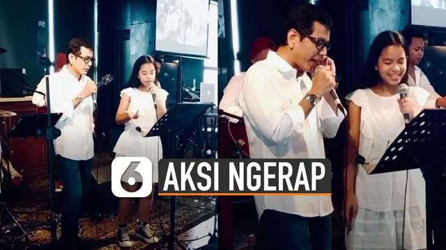 Unggahan video di akun instagram @wishnutama mengundang perhatian. Menparekraf ini membawakan salah satu lagu rapper rich brian.