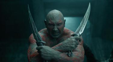 Gambar Tokoh Guardians of the Galaxy Versi Aktor Game of Thrones