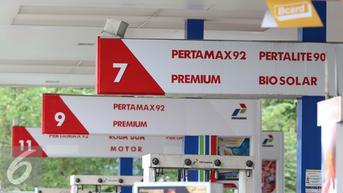 Harga BBM Pertamax Turbo Naik Jadi Rp 12.300 per Liter