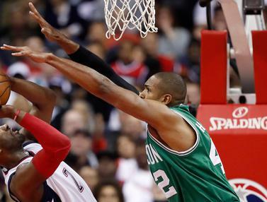 NBA-Boston Celtics -Washington Wizards-John Wall