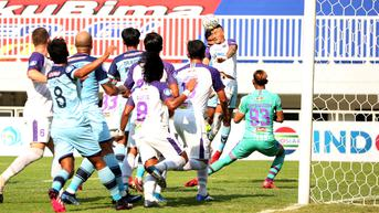 Hasil BRI Liga 1: Gol Spektakuler Rifky Dwi Septiawan Bawa Persita Bungkam Persela