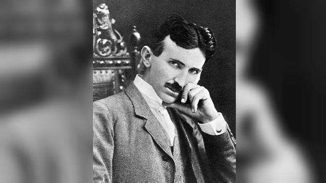 Nikola Tesla (Wikipedia/Public Domain)