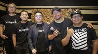 Sammy Simorangkir, Badai, dan Kerispatih. (Nurwahyunan/Fimela.com)