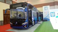 Bus Listrik gagasan Moeldoko membutuhkan waktu 2,5 jam untuk sekali pengisian daya.