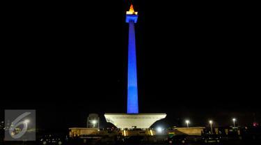 20160405- Ahok Resmikan Wisata Malam Monas -Jakarta- Gempur M Surya