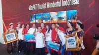 Telkomsel mengeluarkan starter pack terbaru yaitu starter pack Wonderful Indonesia berdesain 10 Destinasi Prioritas plus Banyuwangi.