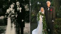 Kisah cinta pasangan lansia ini menjadi perbincangan para pengguna Weibo China, hingga menjadi viral di internet.