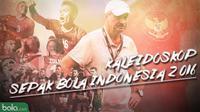 Kaleidoskop Sepak Bola Indonesia 2016 (Bola.com/Adreanus Titus)