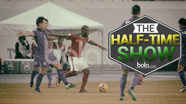 Video Half-Time Show yang membahas kekuatan Thailand jelang laga kontra Timnas Indonesia di Piala AFF 2016.