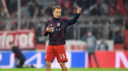 1. Rafinha – Mulai bergabung pada tahun 2011. Namun dirinya kerap terlihat di bangku cadangan. Di umurnya sekarang sepertinya Bayern Munchen tidak akan memperpanjang kontrak mantan pemain Genoa tersebut. (AFP/Christof Stache)