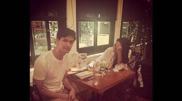 Laudya Cynthia Bella dikabarkan tengah berpacaran dengan Dimas Beck. (instagram.com/laudyacynthiabella)