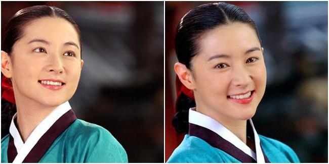 Lee saat menjadi Dae Jang Geum.   Foto: copyright pinterest.com