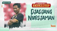 Wawancara Eksklusif -  Djadjang Nurdjaman (Bola.com/Adreanus Titus)