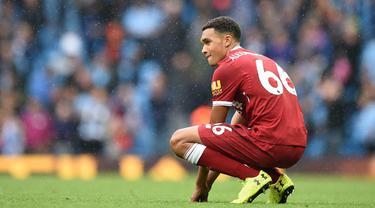 Liverpool Siapkan Kontrak Baru untuk Alexander-Arnold