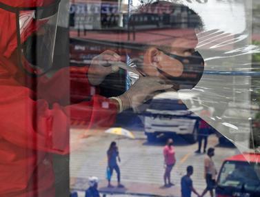 Protokol Kesehatan Barbershop di Filipina Kala Era New Normal