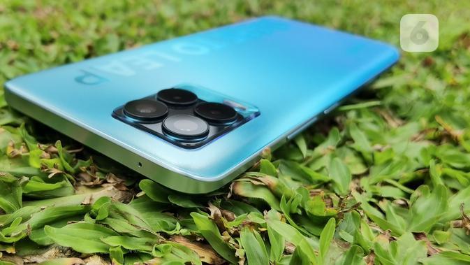 Realme 8 Pro. Liputan6.com/Iskandar
