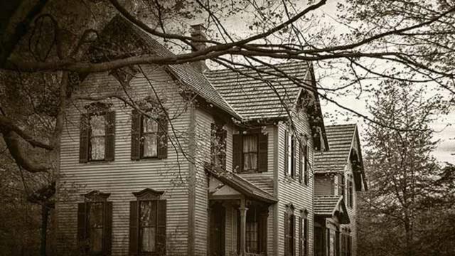 77 Koleksi Gambar Rumah Hantu Gratis Terbaik